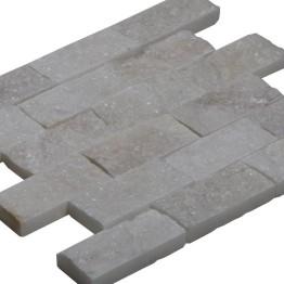 Mosaıc 4,8x10 SplitFace M.White 30*30